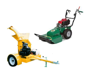 Lawn and Garden Equipment Rentals in New Orleans Metro Area