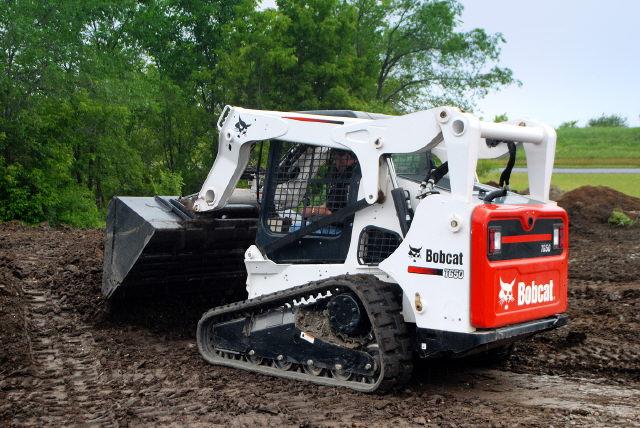 Bobcat T650 Rentals New Orleans La Where To Rent Bobcat