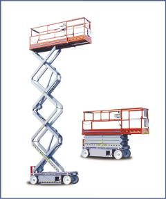 Rental store for 32  SKYJACK SCISSOR LIFT  IN HOUSE in New Orleans LA
