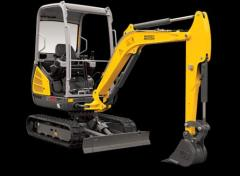 Rental store for WACKER ET20 MINI EXCAVATOR in New Orleans LA