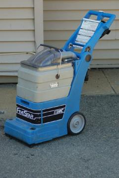 Used Equipment Sales CARPET CLEANER  UPHOLSTERY ATT in New Orleans LA