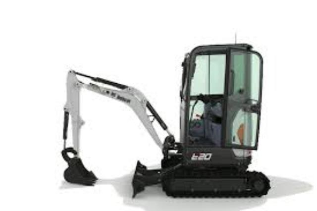 Where to find BOBCAT E20 EXCAVATOR in New Orleans