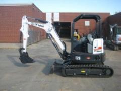 Rental store for BOBCAT E20 EXCAVATOR in New Orleans LA