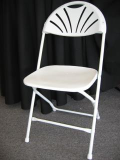 Where to rent WHITE FOLDING CHAIR in New Orleans LA