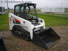 Used Equipment Sales BOBCAT T110 in New Orleans LA